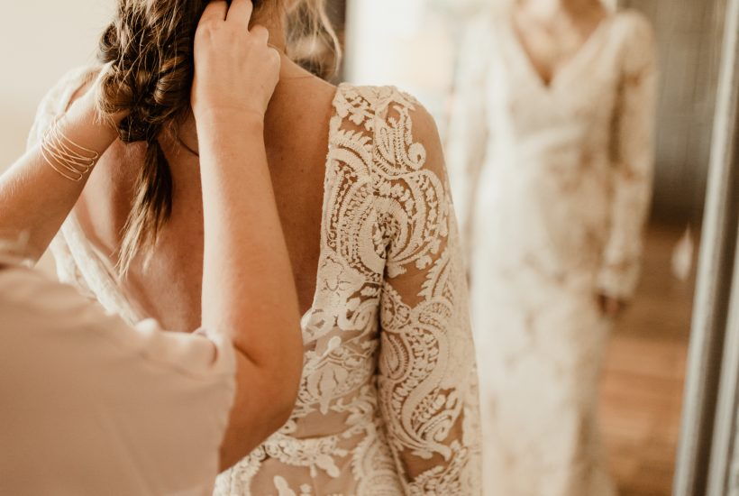 A Thank You to COVID19 Brides - originally published on ivoryandink.com